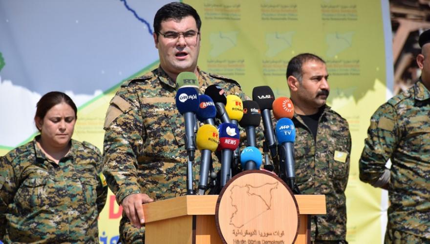 DSG'den Papa'ya Rojava için davet çağrısı!