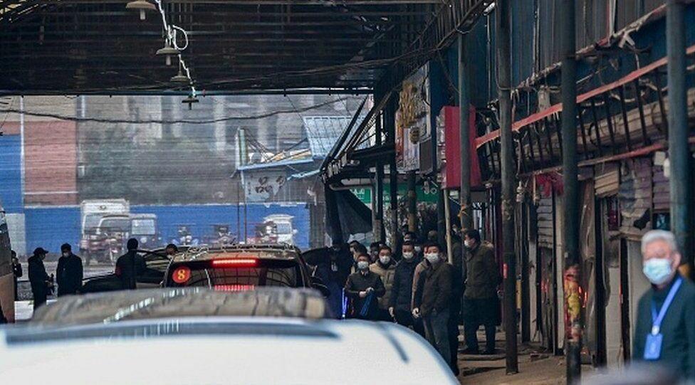 DSÖ, Vuhan'da Kovid-19 salgınını inceliyor