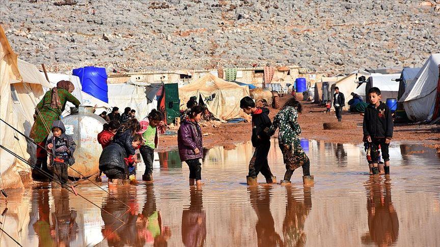 BM'den Rojava'daki kamplara ilişkin açıklama