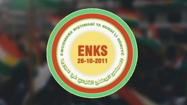 ENKS: PYD, Kürt diyaloğunu engelliyor!