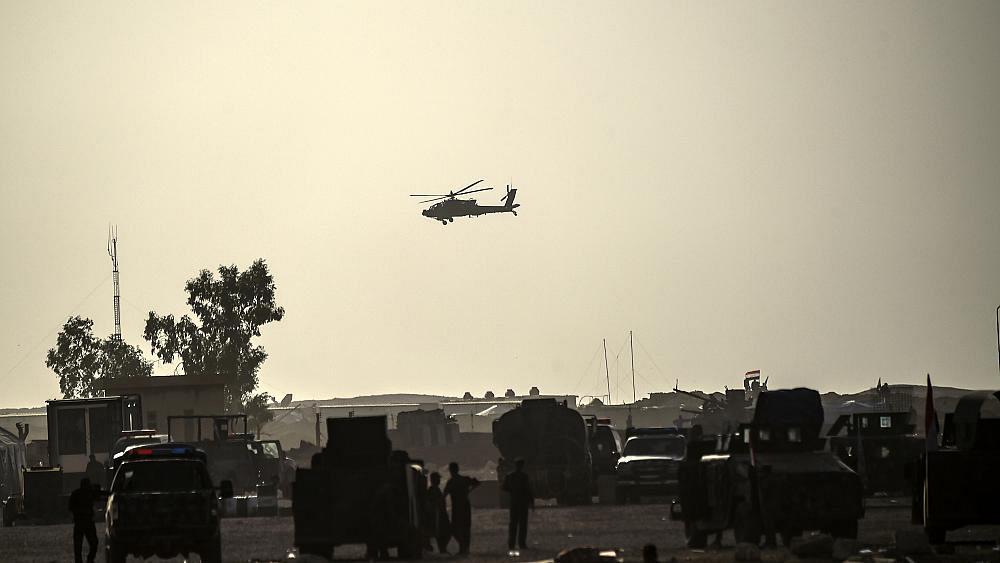 Erbil saldırısı sonrası ABD güçleri harekete geçti!