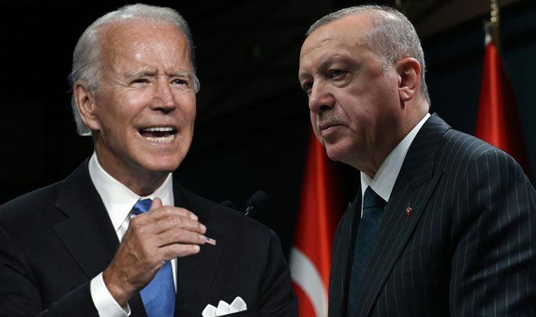 Beyaz Saray: Biden ve Erdoğan bir noktada görüşme yapacak