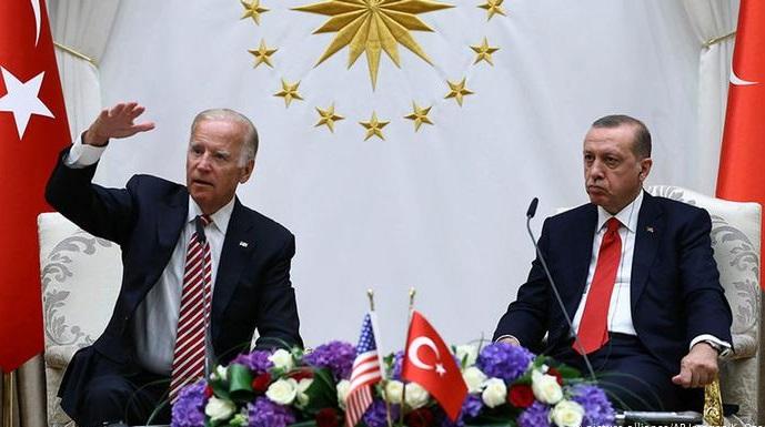 Erdoğan'dan Biden'a Ermeni Soykırım göndermesi!