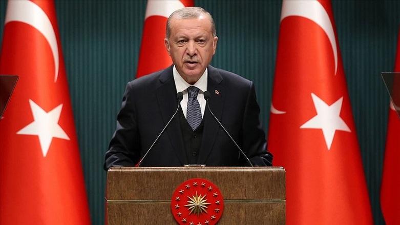 Erdoğan'dan Kovid19 önlemleri ve yeni anayasa açıklaması