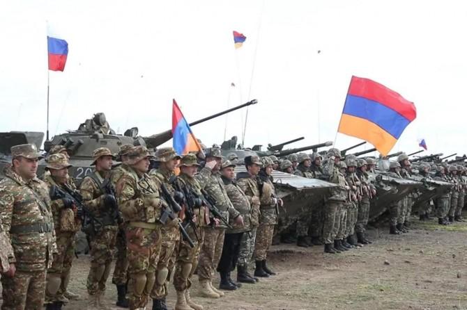 Ermenistan Savunma Bakanlığı'ndan orduya çağrı!