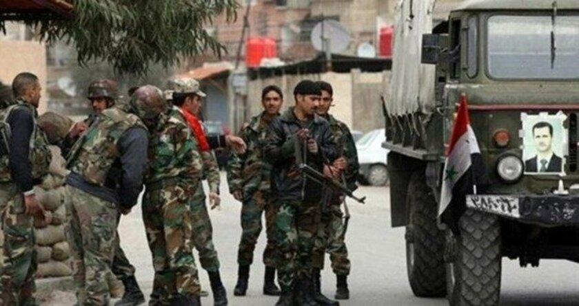 İdlib | Esad rejimine bağlı 40 asker kaçarak firar etti