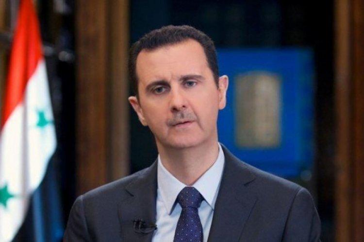 Beşar Esad ve eşi Kovid-19'a yakalandı
