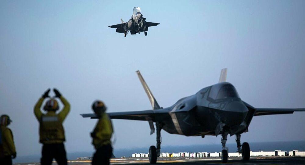 """Hollanda: """"F-35 jetleri hızlı yıpranıyor"""""""