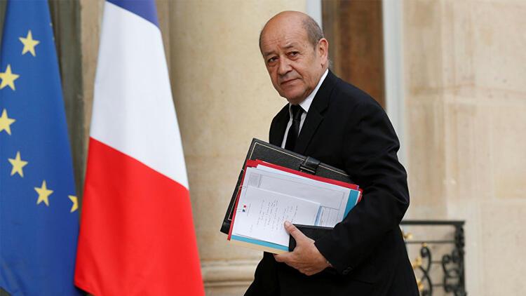 """Fransa'dan Rusya'ya: """"Hukuk devletine kabul edilemez saldırı"""""""