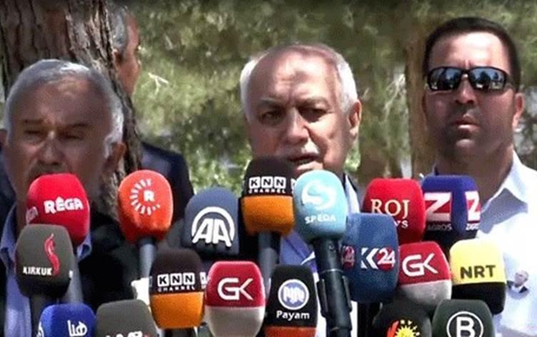 Goran: Kürdistan Bölgesi'nin statüsünü korumalıyız
