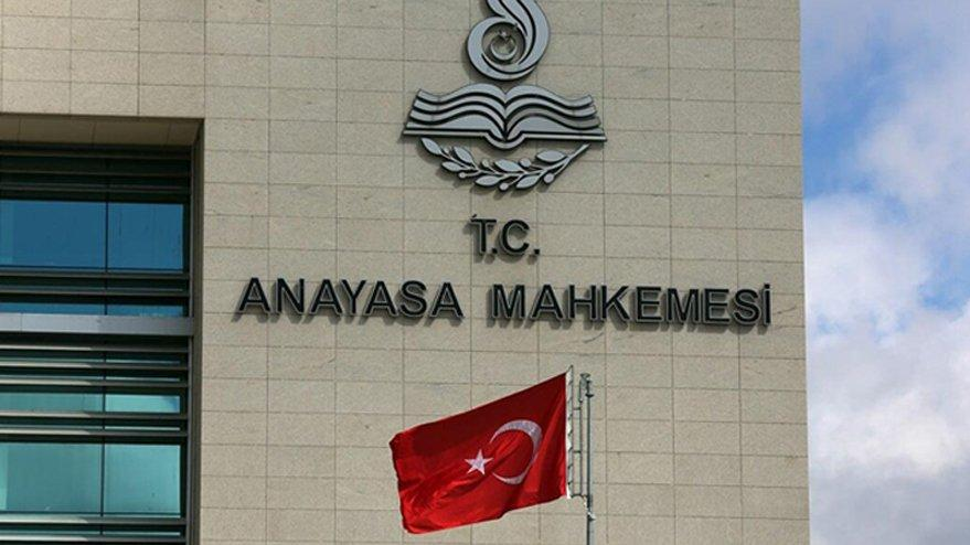 AYM, HDP iddianamesinin iadesini istedi