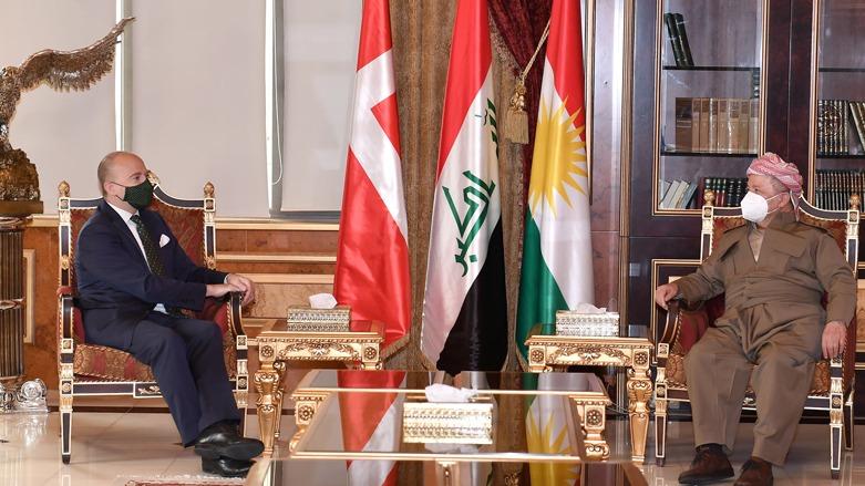 """Başkan Barzani: """"Irak Anayasası uygulanmalı"""""""