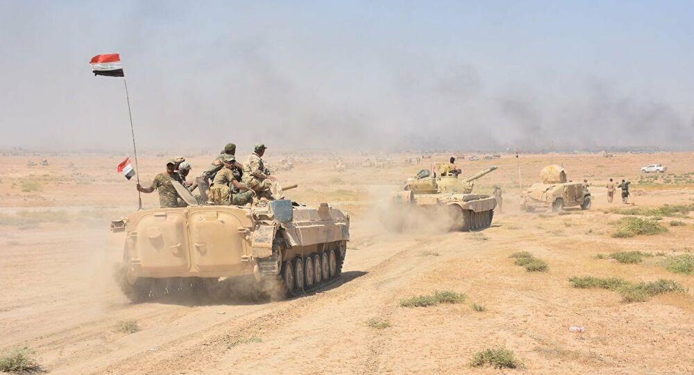 Irak ordusu, IŞİD tehdidine karşı sınırda teyakkuza geçti