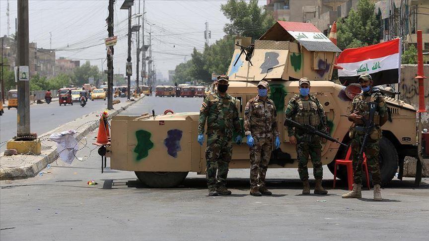 Irak yönetiminden sokağa çıkma yasağı kararı