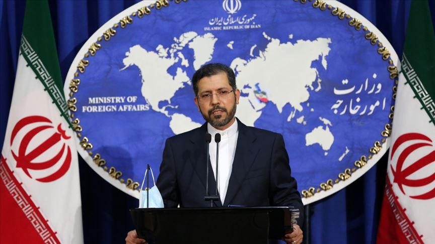 Tahran, AB'nin nükleer anlaşmayla ilgili toplantı önerisini reddetti