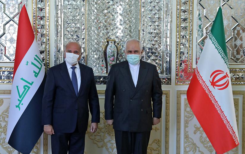 Irak ve İran, ABD'nin Suriye saldırısını görüştü