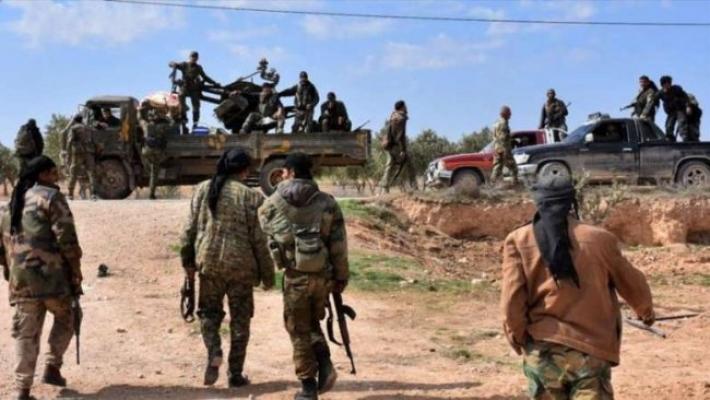 Irak-Suriye sınırında İran güçlerine hava saldırısı!