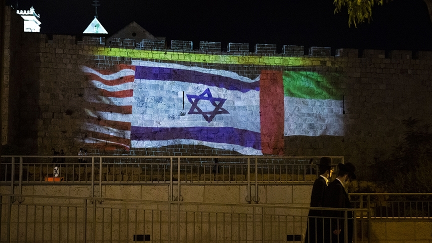 İsrail basını: BAE, normalleşme sürecinde yardımları kesti