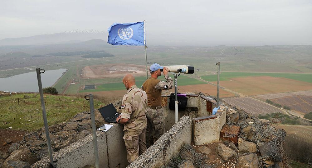 """İsrail'den ABD'ye: """"Golan Tepeleri, sonsuza kadar İsrail'in"""""""
