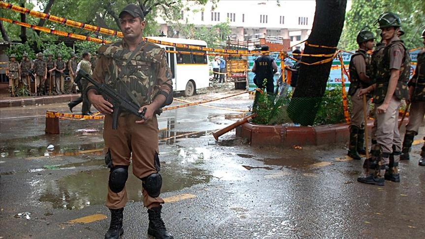 Hindistan'da İsrail Büyükelçiliği önünde patlama!