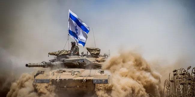 İsrail ordusu gizli askeri üslerin koordinatlarını yayımladı