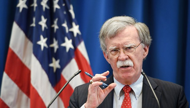 """Bolton: """"Tek çözüm bağımsız Kürdistan devleti"""""""