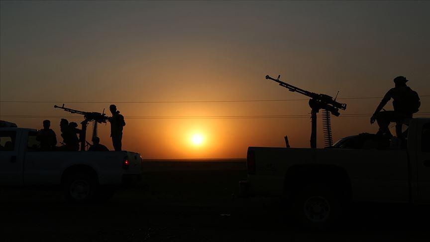 Kamışlo asayiş güçleri ile Esad rejimi arasında çatışma!