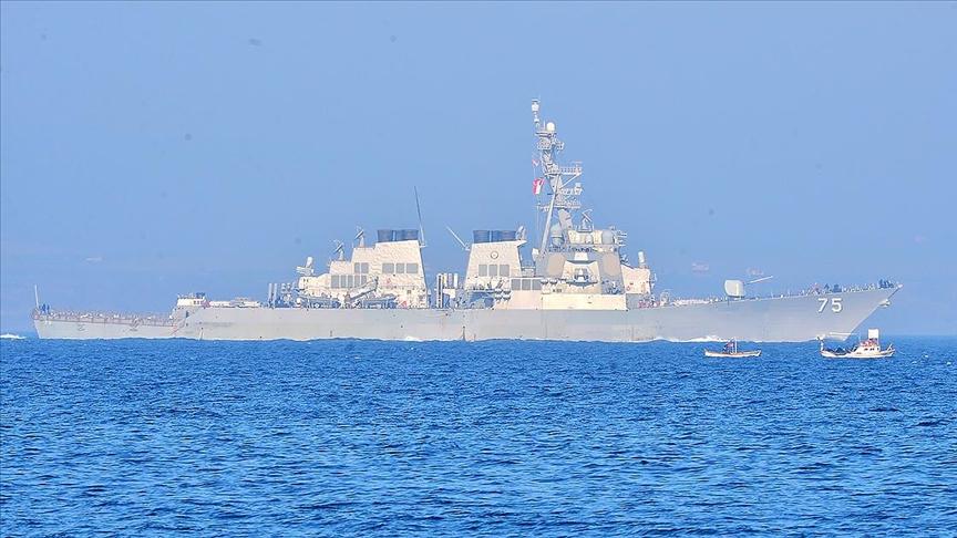 ABD, Rusya'ya karşı Karadeniz'e savaş gemisi yolluyor