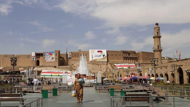 Kürdistan'da sokağa çıkma yasağı ilan edildi