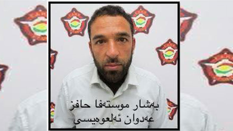 'IŞİD'li teröristi, Kürdistan Anti Terör yakaladı'