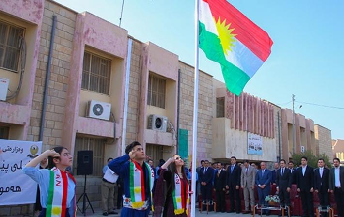 """Kürdistan Eğitim Bakanlığı: """"Okullar 8 Nisan'a kadar kapalı"""""""