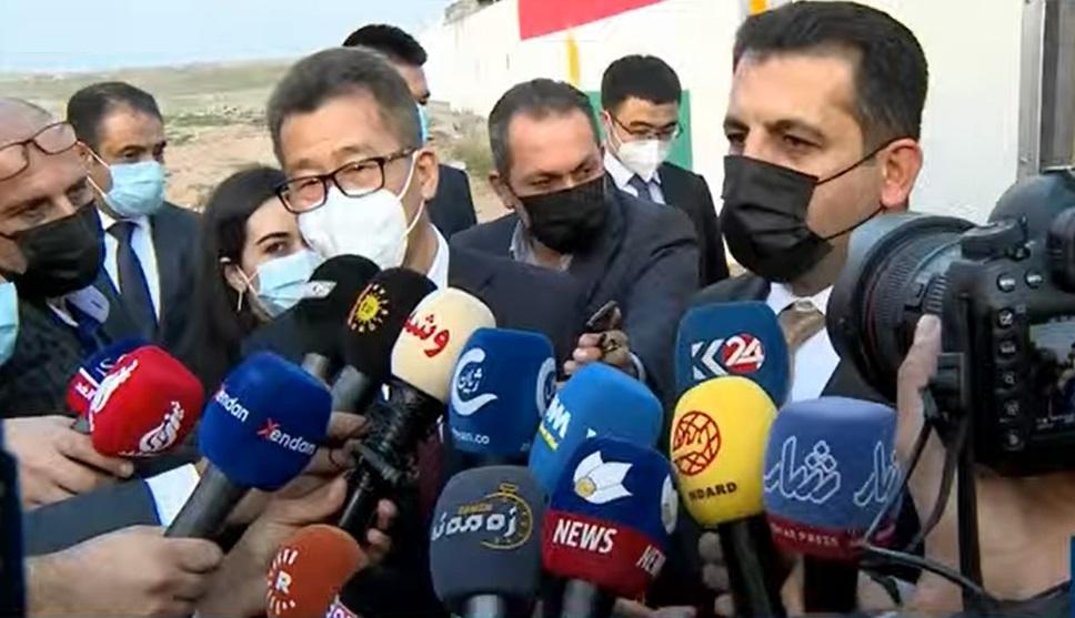 Çin aşısının ilk partisi Kürdistan Bölgesi'ne ulaştı!