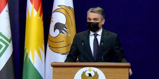 """Erbil: """"İsrail'in Kürdistan'da herhangi bir varlığı yok"""""""