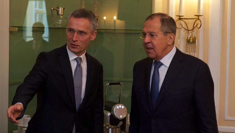 """""""NATO ile görüşürüz ama Ukrayna'yı konuşmak istemiyoruz"""""""