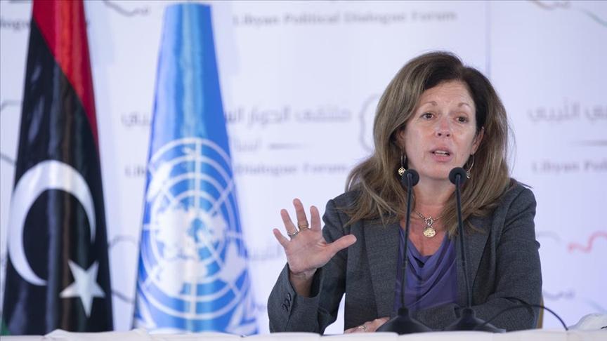 BM: Libyalılar kendi kaderlerini belirlemek istiyor