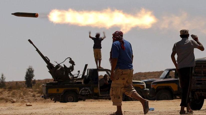 BM: Libya'da tüm paralı ve yabancı güçler çekilmeli