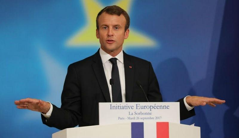 Macron'dan Rusya ile diyalog kurulması çağrısı!