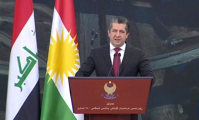 Başbakan: Kürdistan hükümetini hedef alan tüm çabalar çöktü