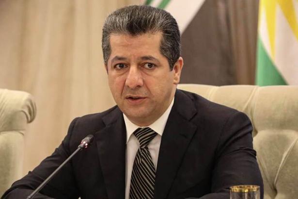 Mesrur Barzani: Hükümet, 12 milyar dolarlık projeyi onayladı