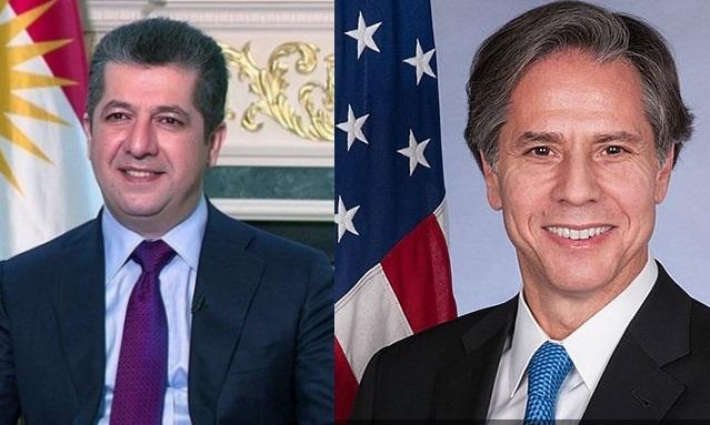 Başbakan'dan yeni ABD Dışişleri Bakanı Blinken'e tebrik