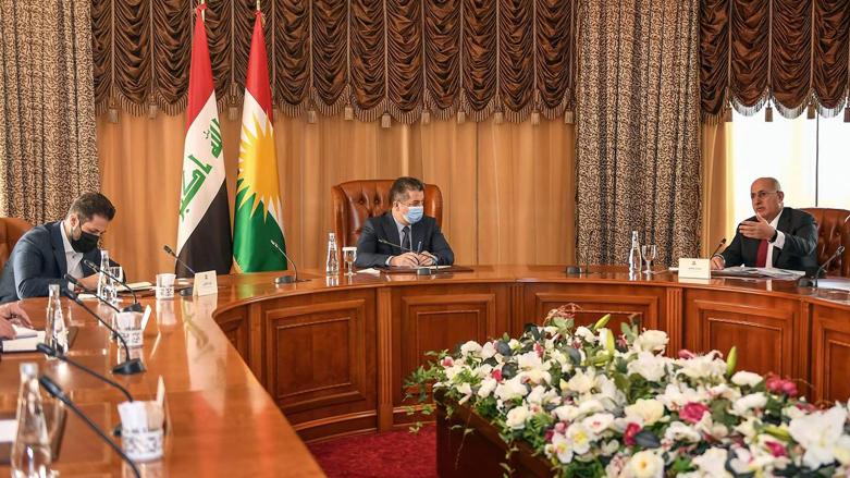 Başbakan: Kürdistan'ın mali hakları yasaya göre belirlenmeli