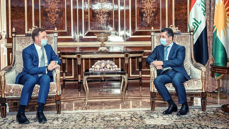 İngiltere: Reformlarda Kürdistan hükümetine desteğe hazırız