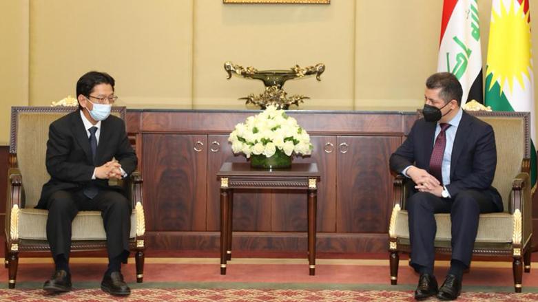 Başbakan: Kürdistan, Japon yatırımcıları ağırlamaya hazır