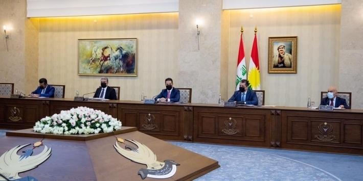 Erbil saldırısına dikkat çekildi: Bağdat ile iletişim halindeyiz