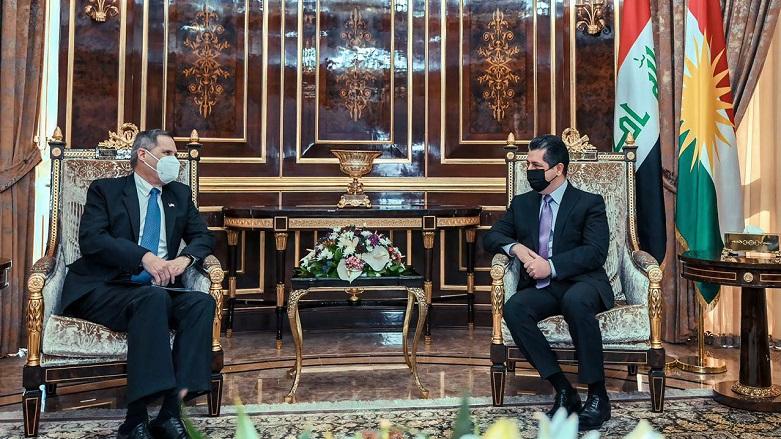 """ABD: """"Kürdistan, Orta Doğu'da stratejik müttefikimiz"""""""