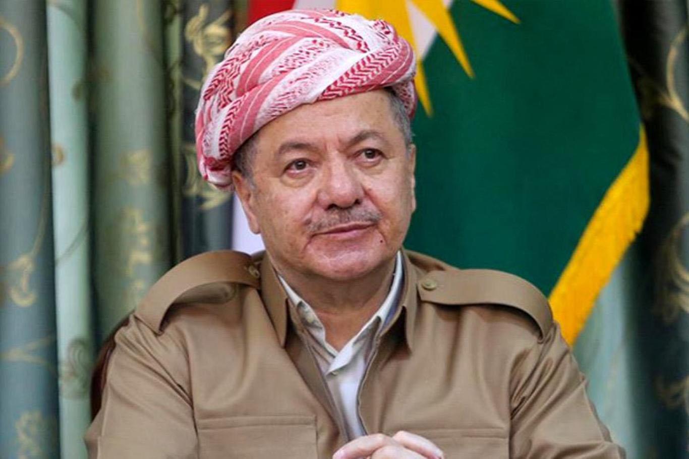 """Başkan Barzani: """"Şair Dilzar, iradeli ve vatanseverdi"""""""