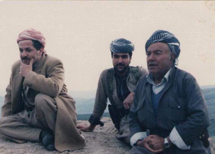 Başkan Barzani'den devrim Peşmergesine ilişkin mesaj