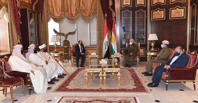 Başkan Barzani: Kürdistan ve Peşmerge, Ezidilerin destekçisidir