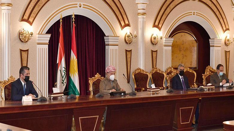 Başkan Barzani'den hükümete: Tüm kesimlere hizmet etmeli!