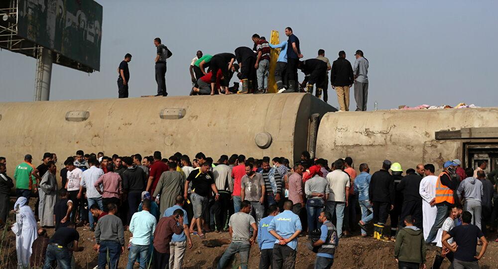 Mısır'dan açıklama: Can kaybı 11, yaralı 98'e çıktı